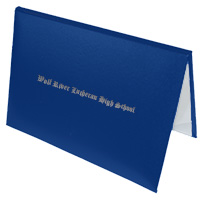 Series 300 Junior High School Diploma Printing